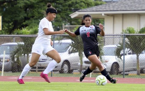 Girls Soccer Dominates Damien