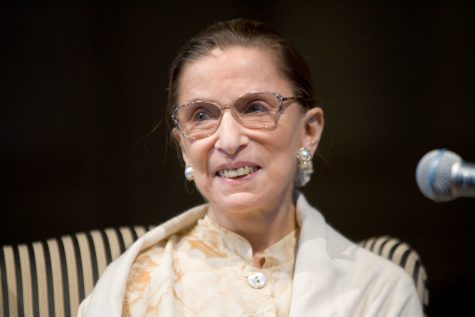 In Remembrance of Justice Ruth Bader Ginsburg