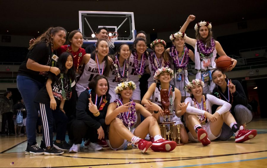 Girls Basketball Wins State Title for Second Consecutive Year