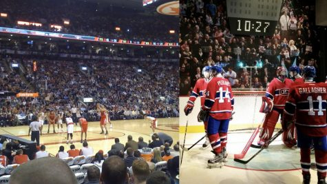 Canadian Border Shutdown Effects on NBA and NHL